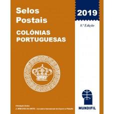 SELOS POSTAIS COLÓNIAS PORTUGUESAS, 2019, 8ª Edição