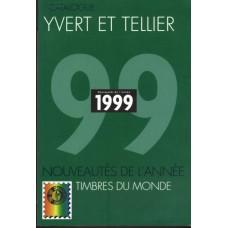 NOVIDADES DO ANO DE 1999, YVERT & TELLIER