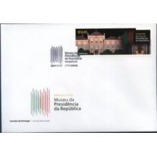 PORTUGAL, 2004, MUSEU DA PRESIDÊNCIA, CE#3164, FDC
